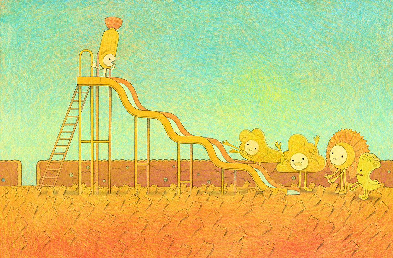 ZUM ZUM (El viaje de la semilla) - Marco Paschetta
